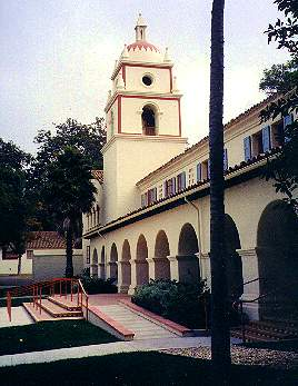 Bell Tower Building, Cal State U at Channel Islands
