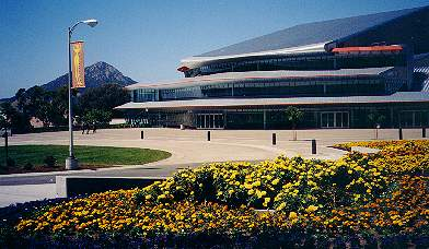 Christopher Cohen Center, Cal Poly San Luis Obispo