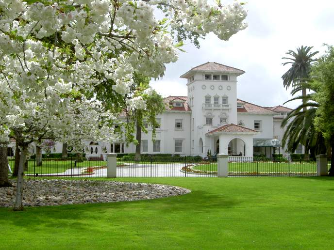 Hayes Mansion, San Jose