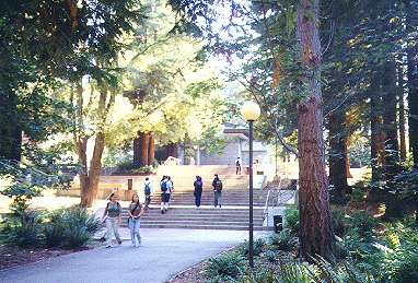 UCSC Science Hill